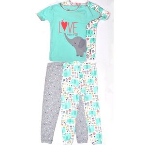 Just One You by Carter's Elephant Pajama Set
